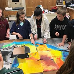 Art Upper Bucks Christian School