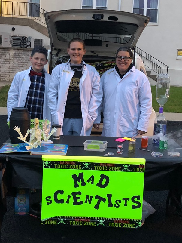 Resident Mad Scientists